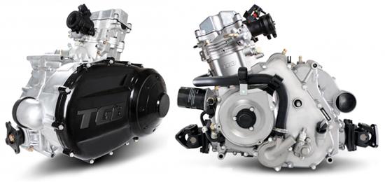 Nový motor 600 ccm