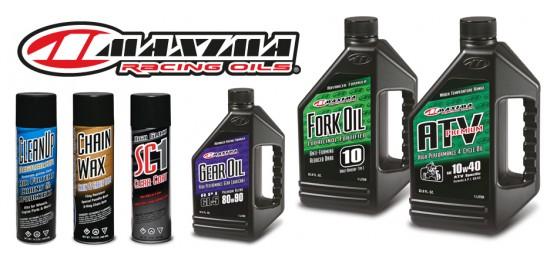 MAXIMA - Americké oleje přípravky