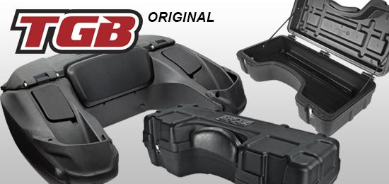 Originální ATV boxy TGB