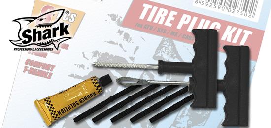 SHARK - Sada pro opravu pneumatik