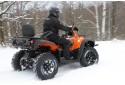 TGB Blade 550i LT - Zimní test