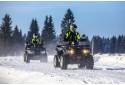 Zimní test - TGB Blade series