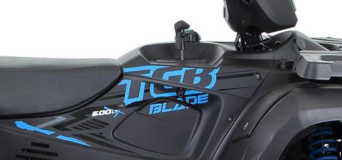 Nový TGB Blade 600 LTX