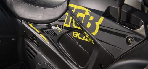 Na trh přichází TGB Blade 1000i LTX