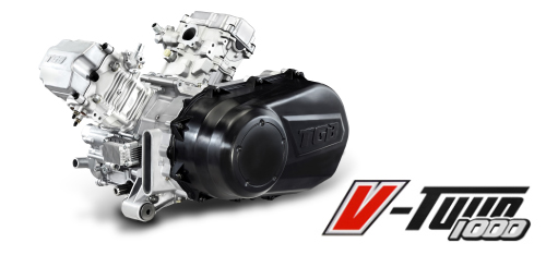 Motory TGB v amerických UTV Mahindra Retriever 1000